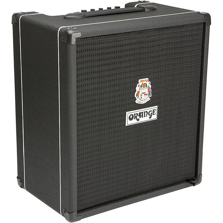 Orange Amplifiers Crush PiX CR50BXT 50W 1x12 Bass Combo Amp Black
