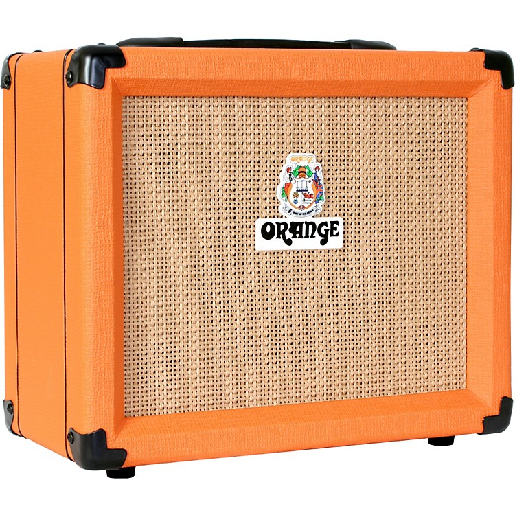 Orange Amplifiers Crush PiX Series CR20LDX 20W 1x8 Guitar Combo Amp Orange