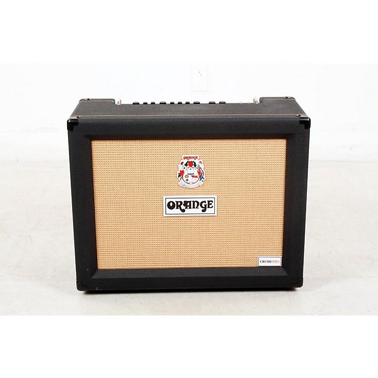 orange amplifiers crush pro cr120c 120w 2x12 guitar combo amp black 888365915173 music123. Black Bedroom Furniture Sets. Home Design Ideas