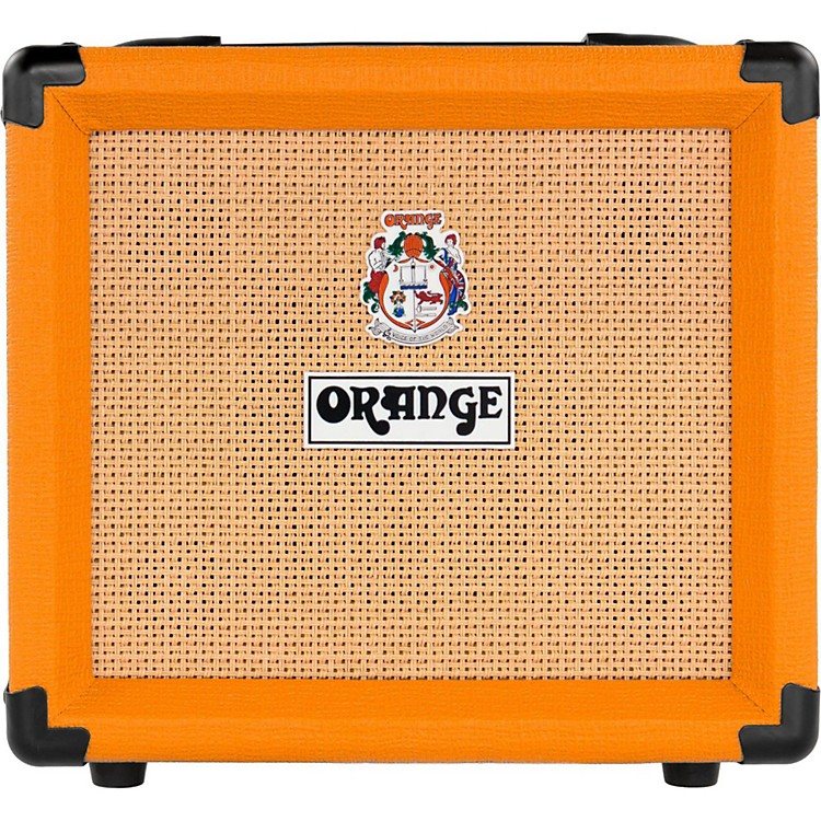 Orange Amplifiers Crush12 12W 1x6 Guitar Combo Amp Orange