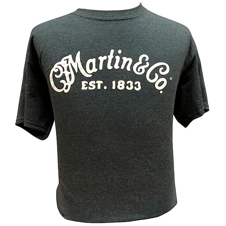 MartinCrushed T-shirtX LargeBlack