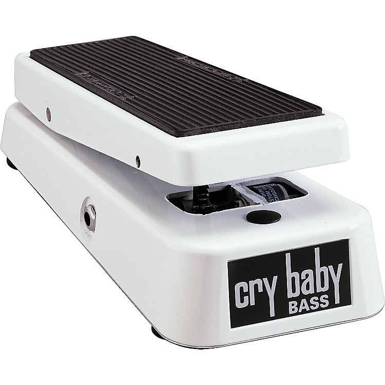 DunlopCry Baby 105Q Bass Wah Pedal
