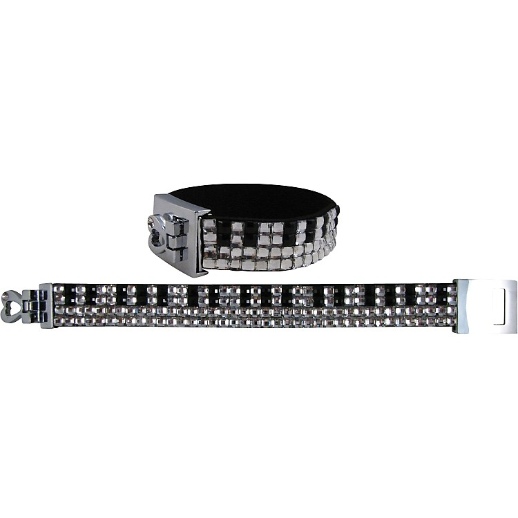AIM Crystal Keyboard Bracelet (4-Row)