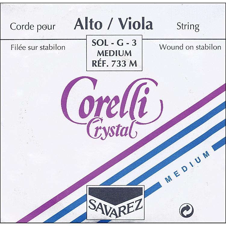 CorelliCrystal Viola StringsSet, Medium15+ in.
