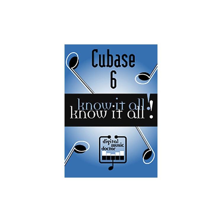 Digital Music DoctorCubase 6 - Know It All! DVDGreen