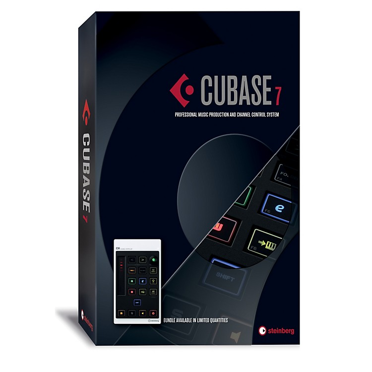 Steinberg Cubase 7.5 Bundle with CMC-CH USB Channel Controller