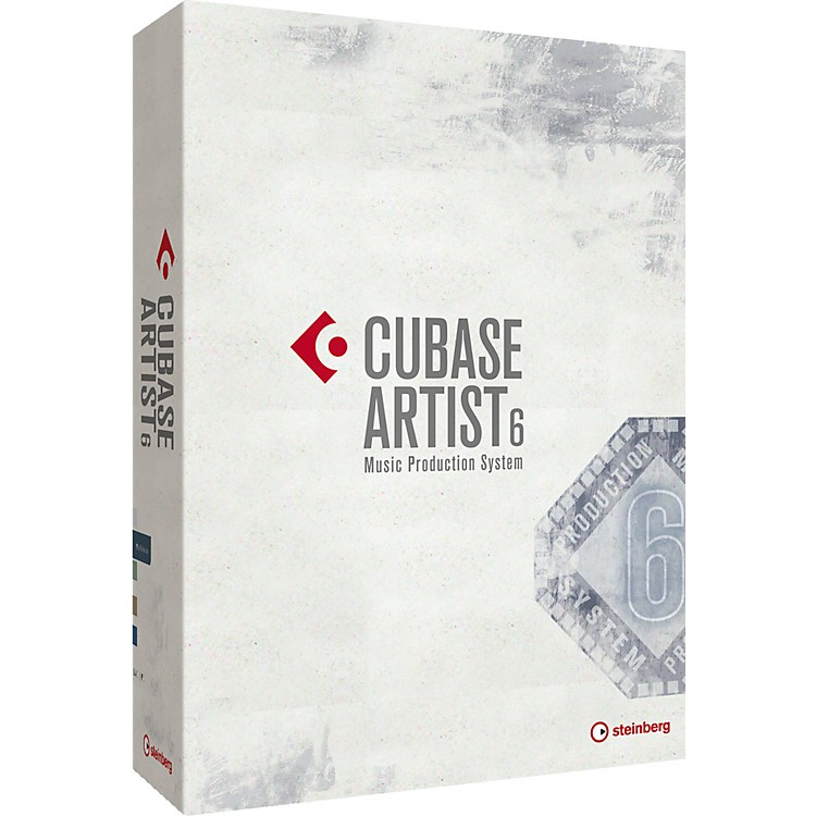 Steinberg Cubase Artist 6 Educational