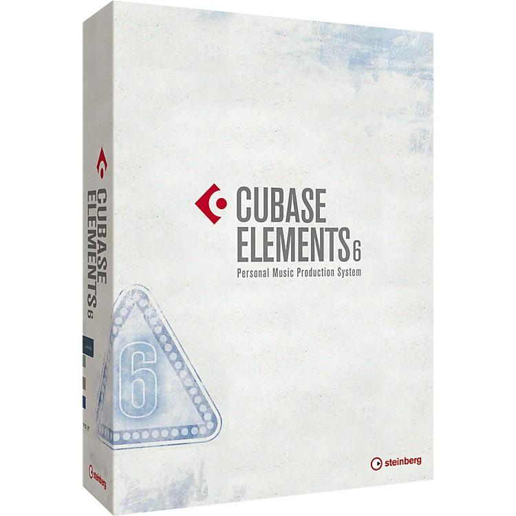SteinbergCubase Elements 6