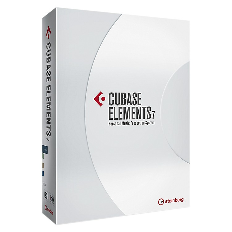 Steinberg Cubase Elements 7 DAW Software