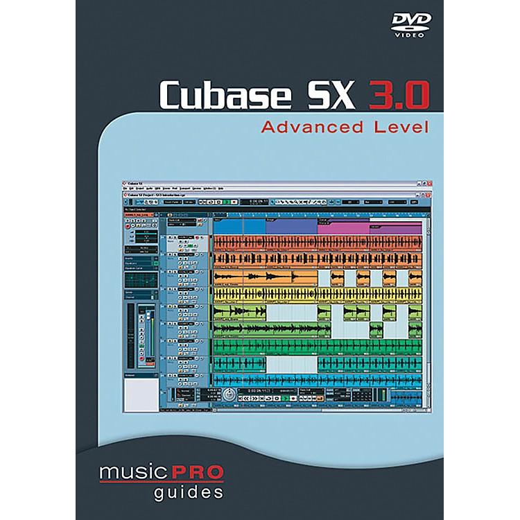 Cherry LaneCubase SX 3.0 Advanced Level DVD Music Pro Guide Series