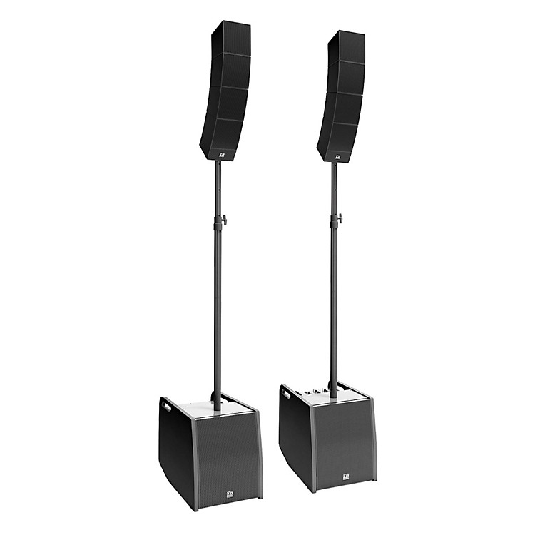 LD SystemsCurv 500 ES Portable Array System Entertainer Set with Power Extension Set