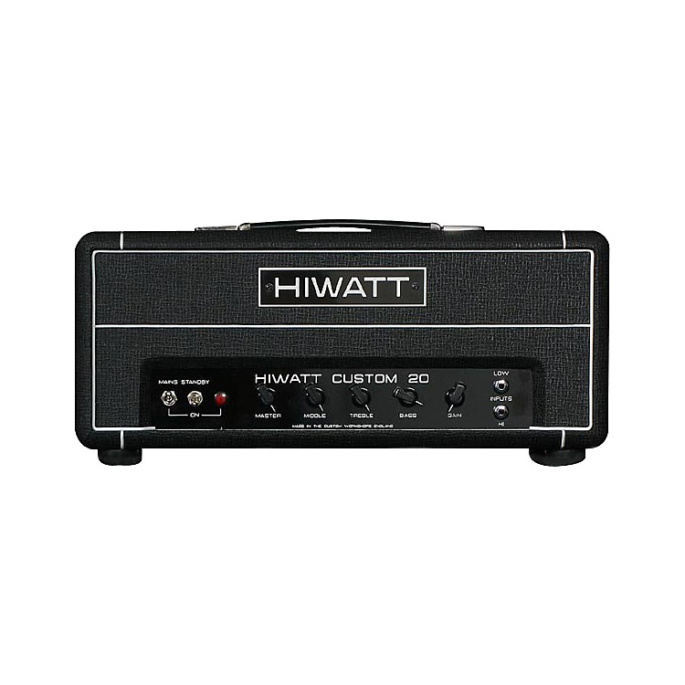 Hiwatt Custom 20 20W Tube Guitar Amp Head