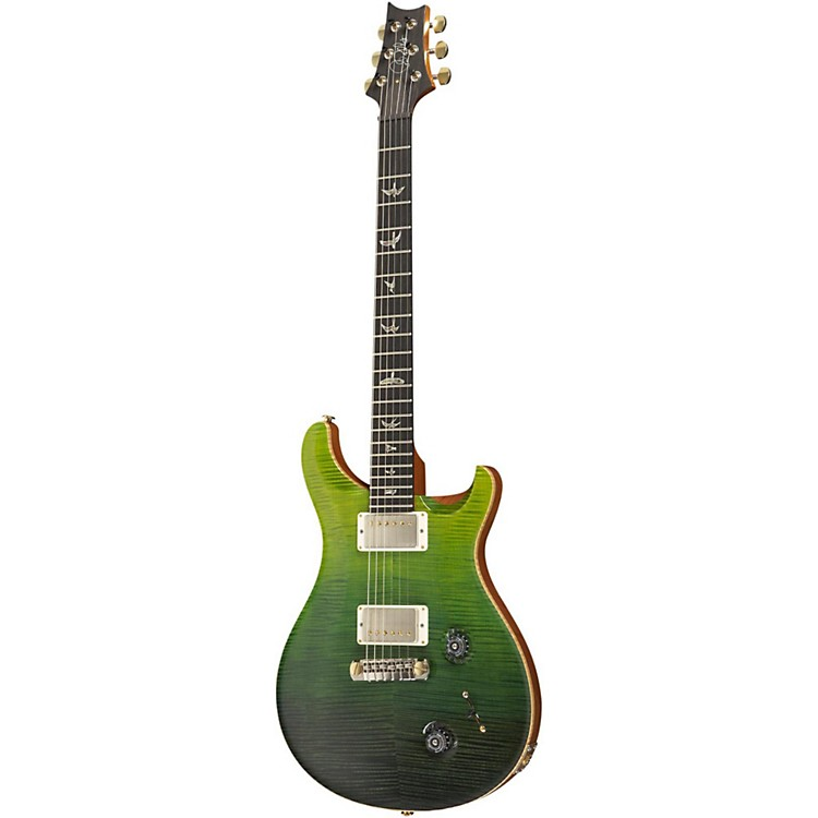 PRS Custom 22 Flamed Artist Package Electric Guitar Green Fade