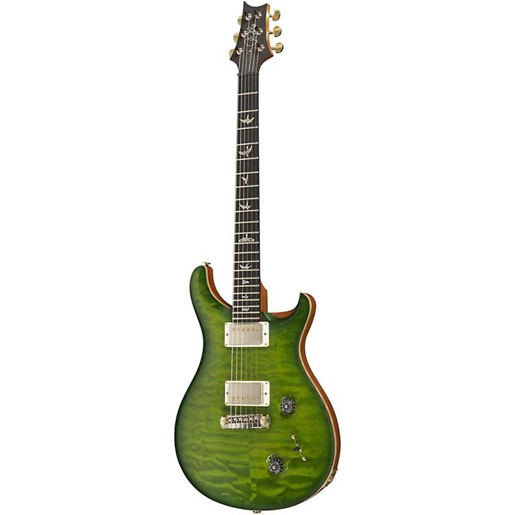 PRS Custom 22 Quilt Artist Package Electric Guitar Eriza Verde