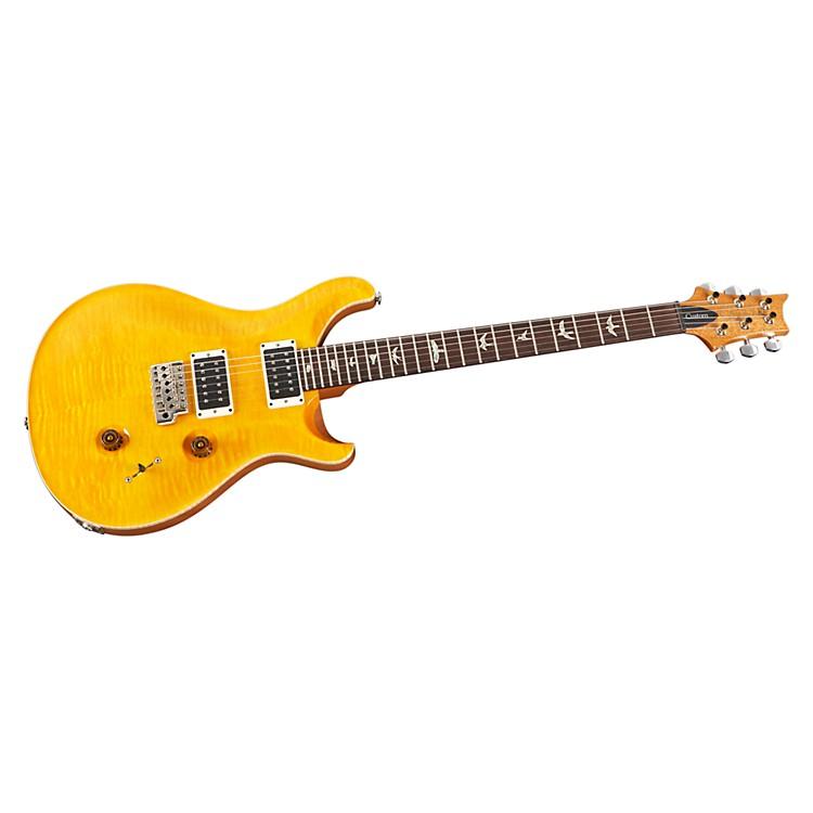 PRSCustom 24 Electric GuitarSantana YellowNickel Hardware