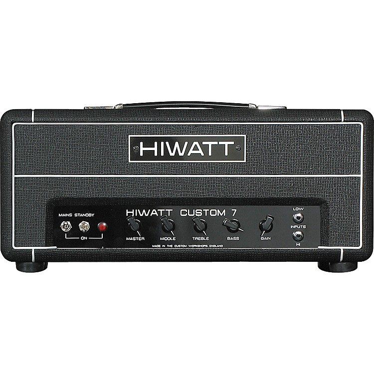 HiwattCustom 7 7w Tube Guitar Amp Head
