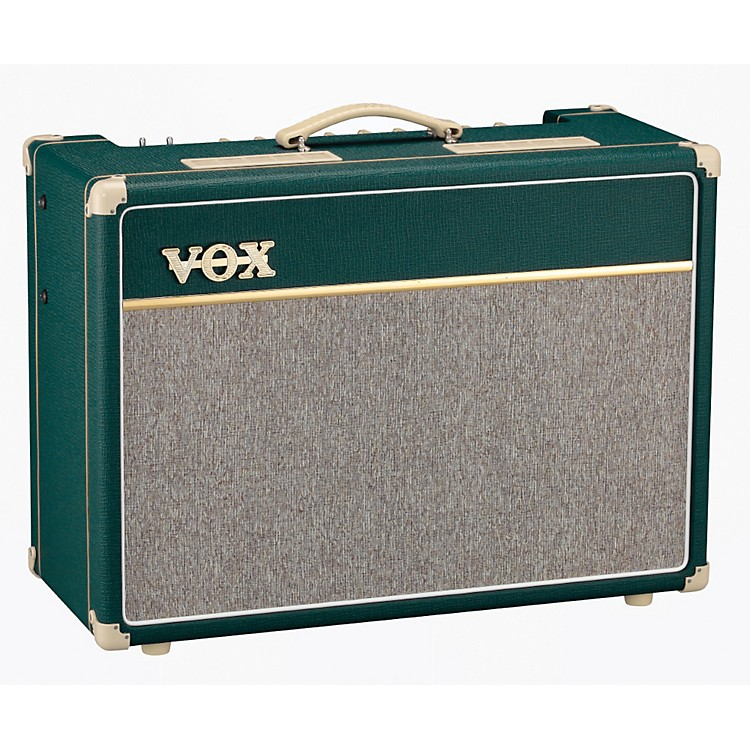 Vox Custom AC15 15W Tube Guitar Combo Amp with Celestion Greenback
