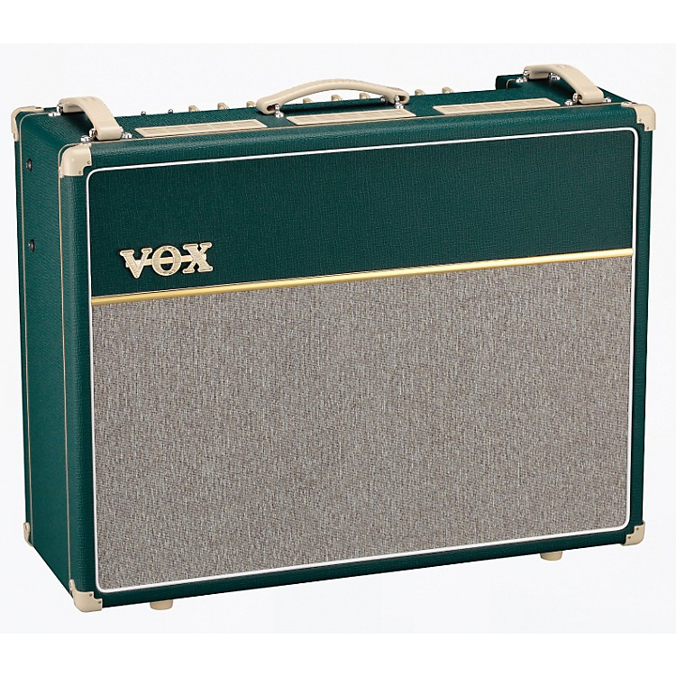 Vox Custom AC30 30W Tube Guitar Combo Amp with Celestion Greenback