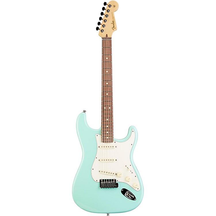 Fender Custom ShopCustom Artist Series Jeff Beck Signature Stratocaster Electric GuitarSurf GreenRosewood Fretboard