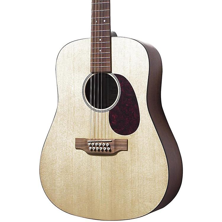 martin custom d12gtm 12 string dreadnought acoustic guitar music123. Black Bedroom Furniture Sets. Home Design Ideas