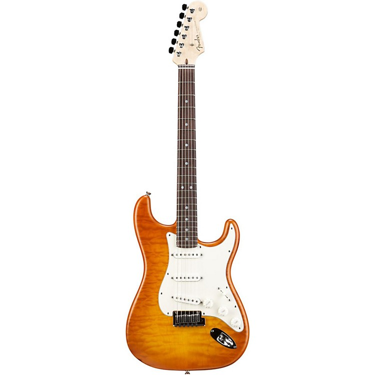 Fender Custom ShopCustom Deluxe Stratocaster Electric Guitar with Rosewood Fingerboard