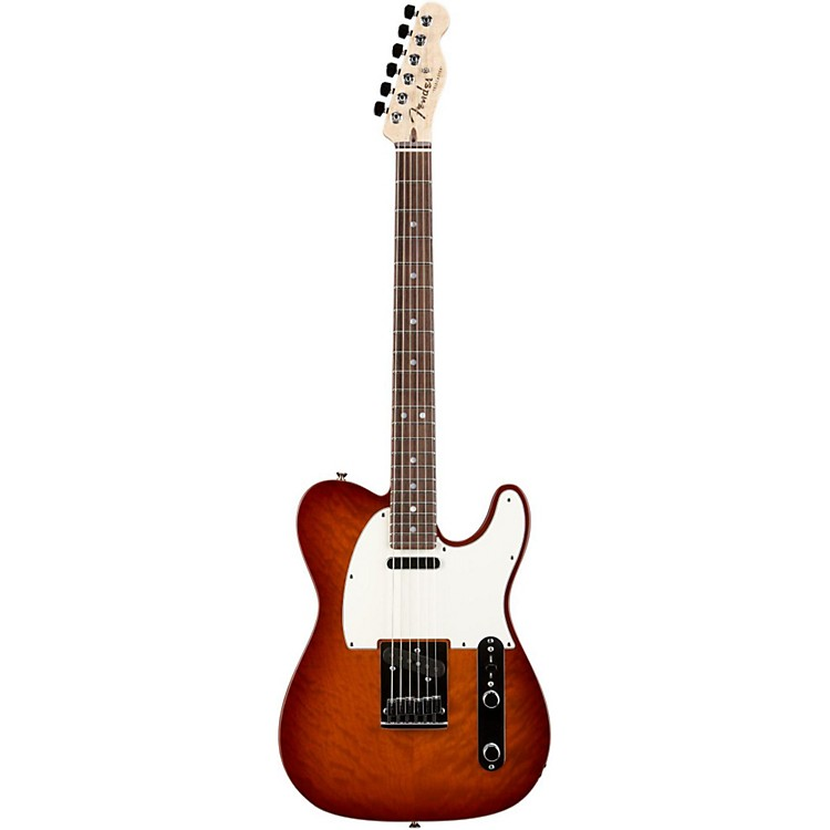 Fender Custom ShopCustom Deluxe Telecaster Electric Guitar with Rosewood Fingerboard