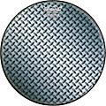 Remo Custom Diamond Plate Graphic Bass Drum Head
