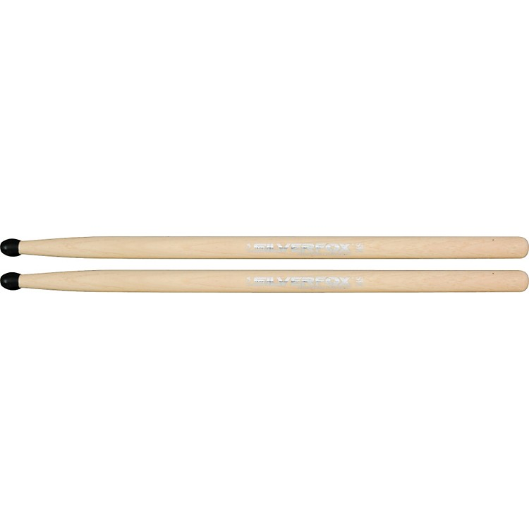 SilverFox Custom Hickory Marching Sticks