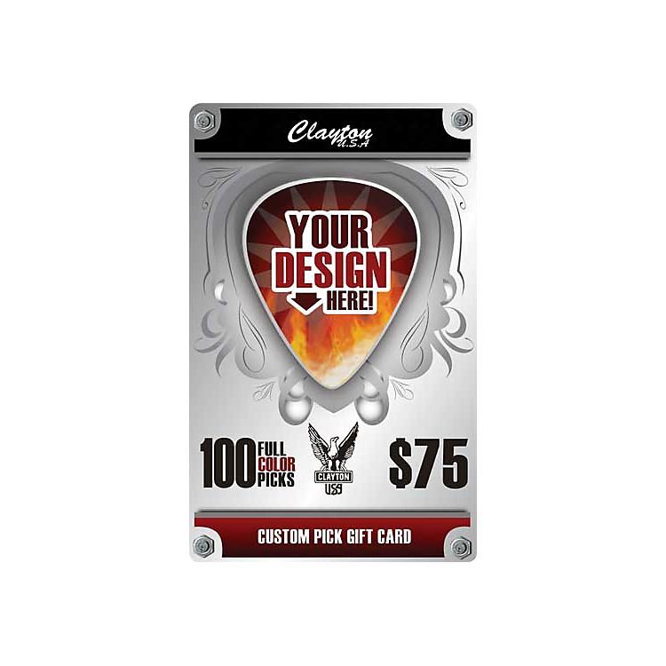 ClaytonCustom Pick Gift Card