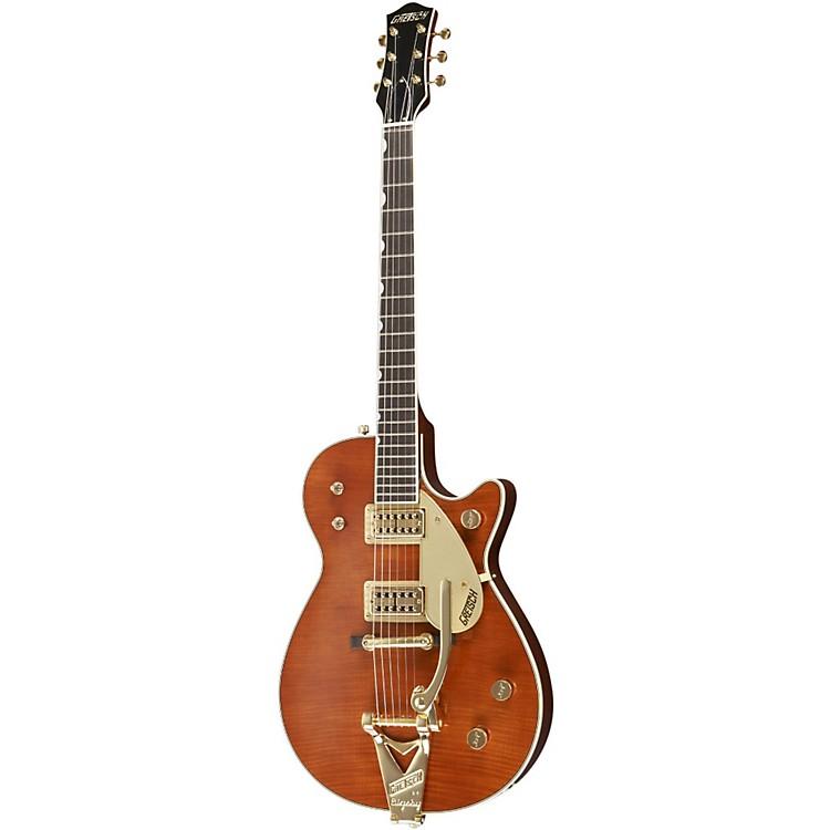 Gretsch GuitarsCustom Shop Duo Jet Flame Maple Top Electric Guitar