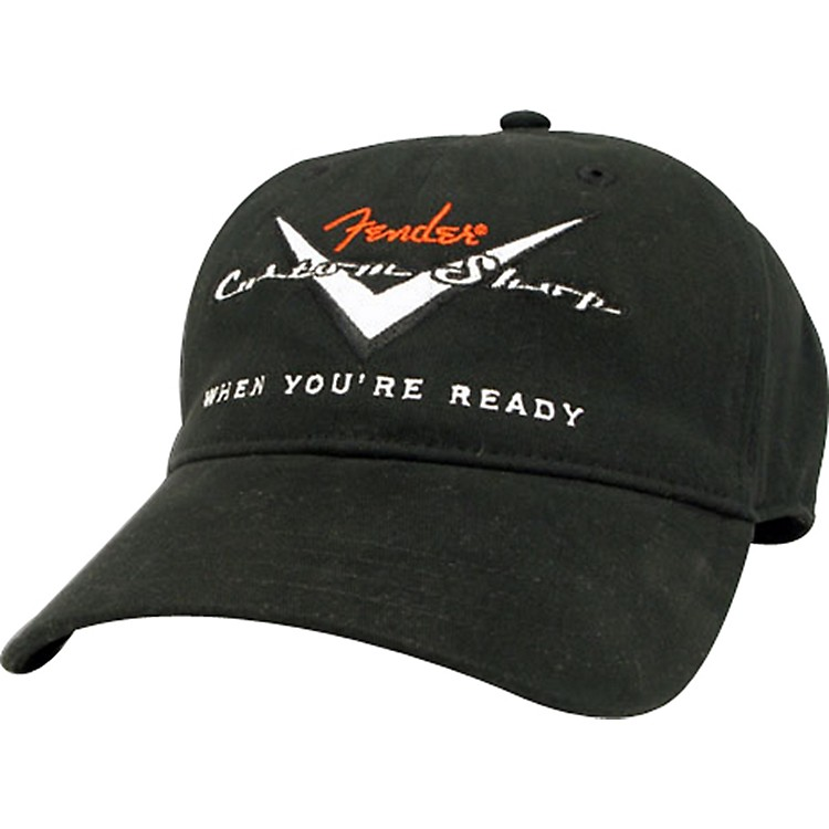 Fender Custom Shop Logo Hat SM/MD