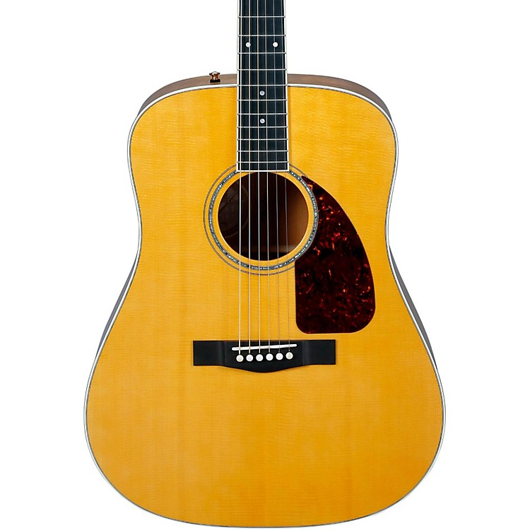 Fender Custom Shop TPD-1 Trad Pro Dreadnought Acoustic Guitar Natural
