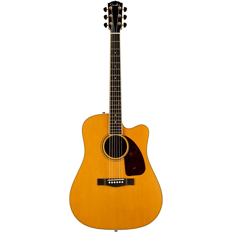 Fender Custom Shop TPDCE-1 Trad Pro Dreadnought Acoustic Electric Guitar