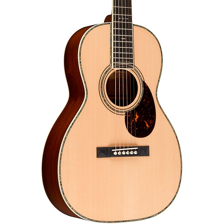 Martin Custom Signature Edition 00-42SC John Mayer Grand Concert Acoustic Guitar Natural