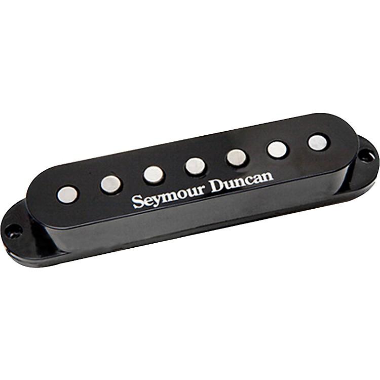 Seymour DuncanCustom Staggered SSL-5 Single-Coil 7-String Electric Guitar PickupBlack