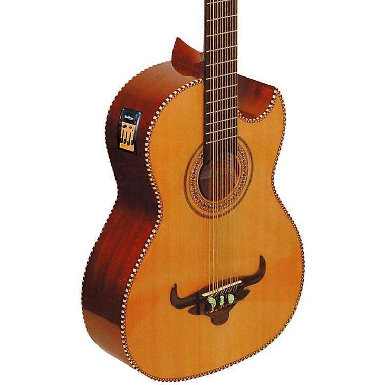Oscar SchmidtCutaway Acoustic Electric Bajo Sexto