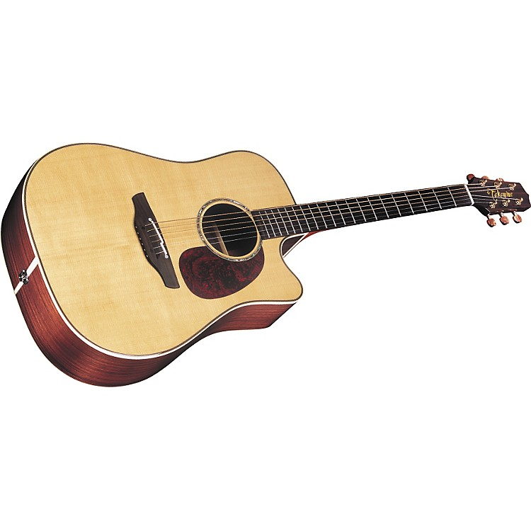 TakamineCutaway Dreadnought Acoustic-Electric Guitar
