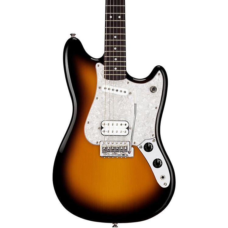 Squier Cyclone Electric Guitar 3 Color Sunburst