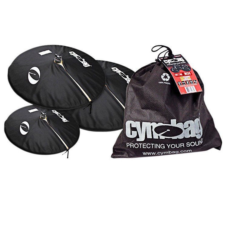 Cymbag Cymbal Bag Kit Black 14, 18 and 20 in.