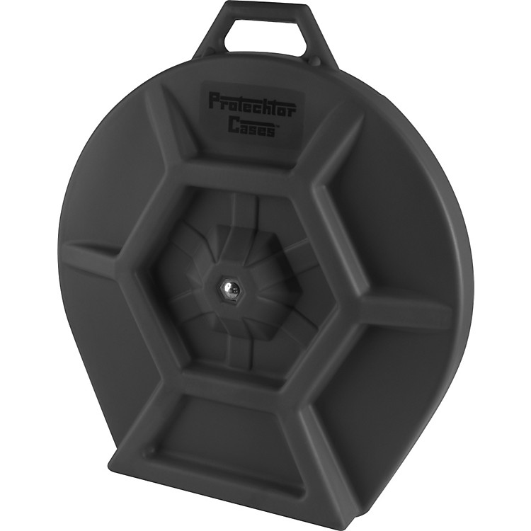 Protechtor Cases Cymbal Case Ebony 22 in.