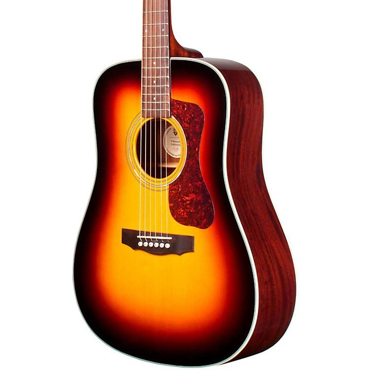 GuildD-140 Acoustic GuitarSunburst