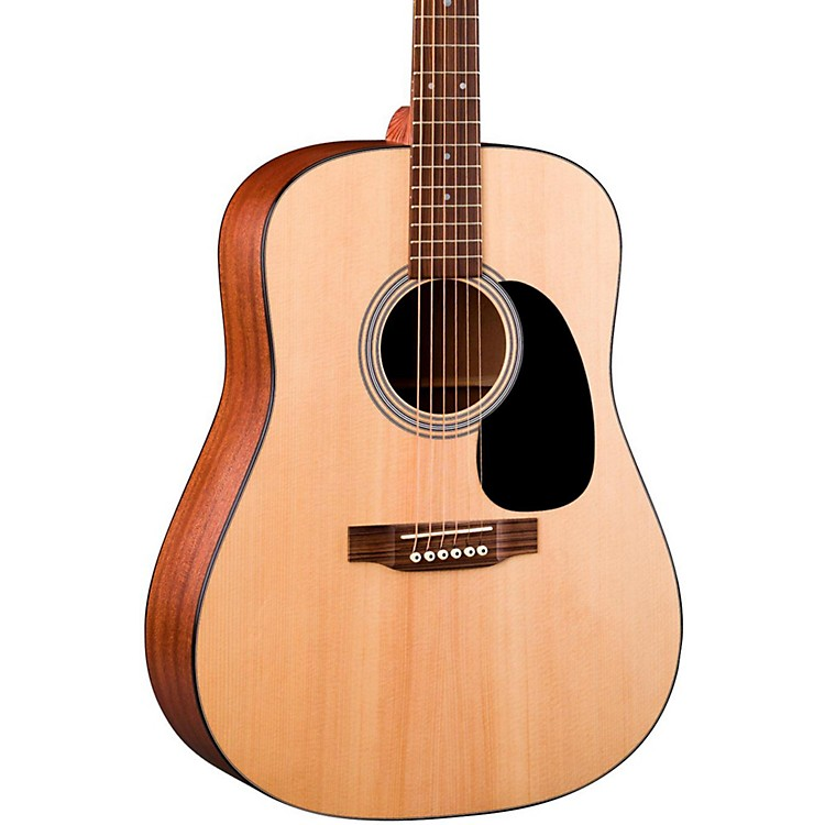 Martin D-1GT Dreadnought Acoustic Guitar Natural