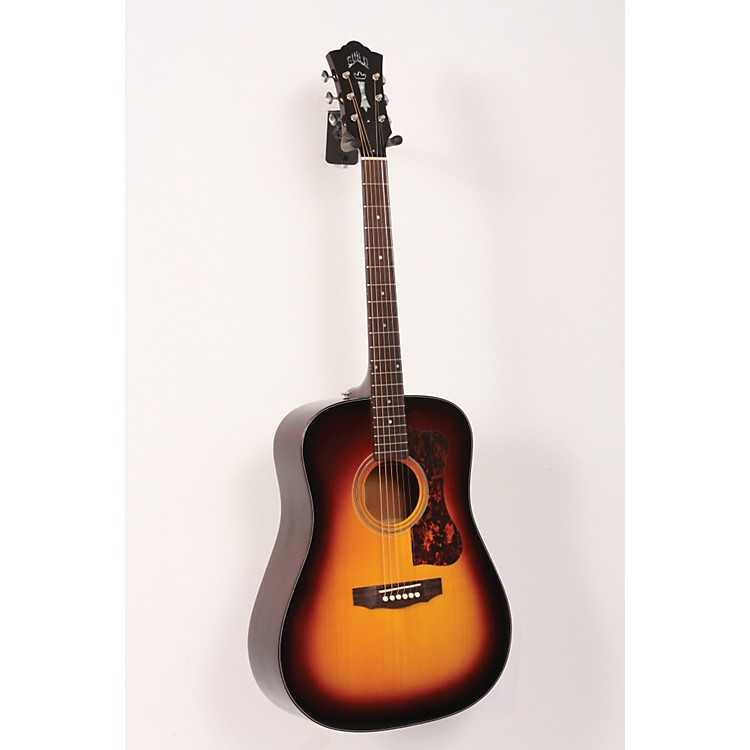 Guild D-40 Bluegrass Jubilee Acoustic Guitar Antique Burst 889406615540