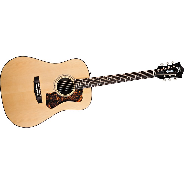 Guild D-40 Bluegrass Jubilee Acoustic Guitar Natural