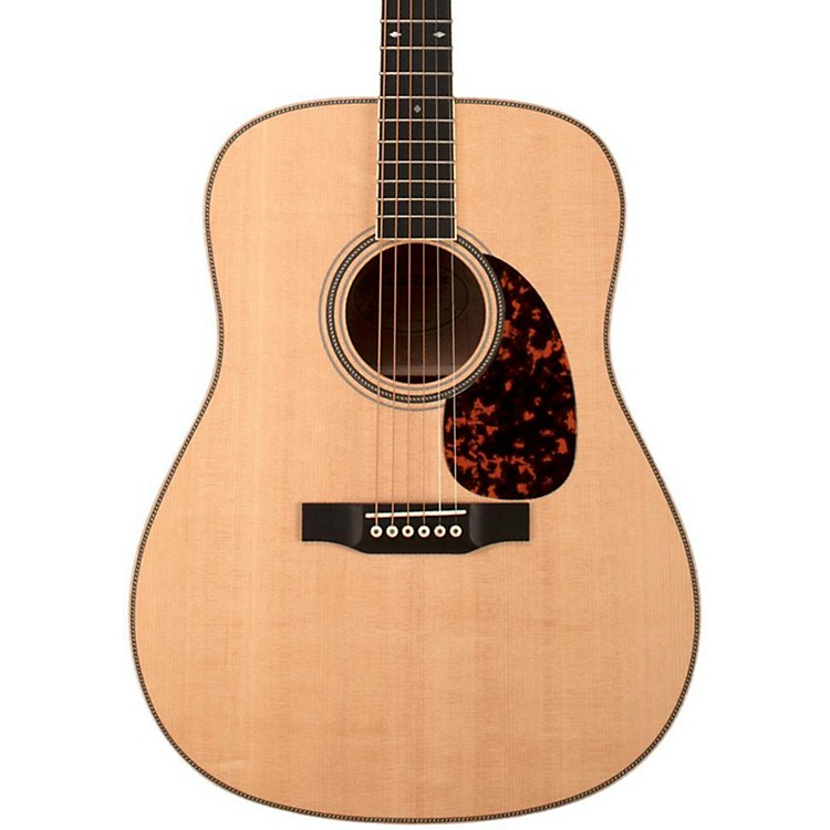 LarriveeD-40 Legacy Dreadnought Mahogany Acoustic GuitarNatural