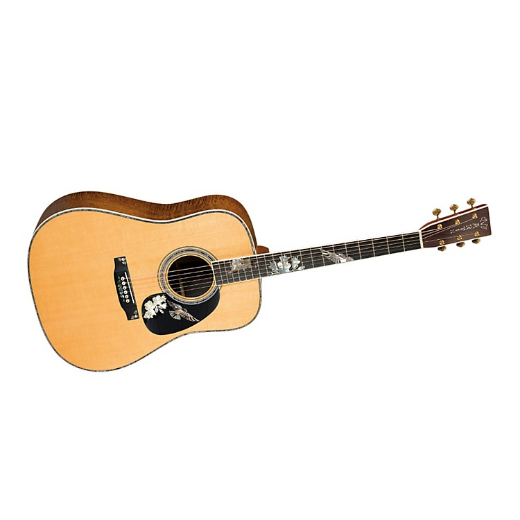 MartinD-41K Purple Martin Acoustic Guitar
