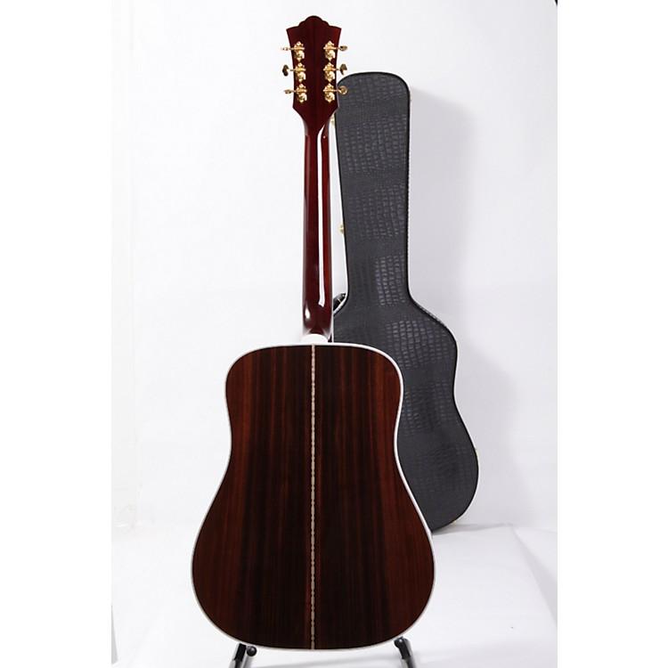 GuildD-55 Dreadnought Acoustic GuitarAntique Burst886830394416