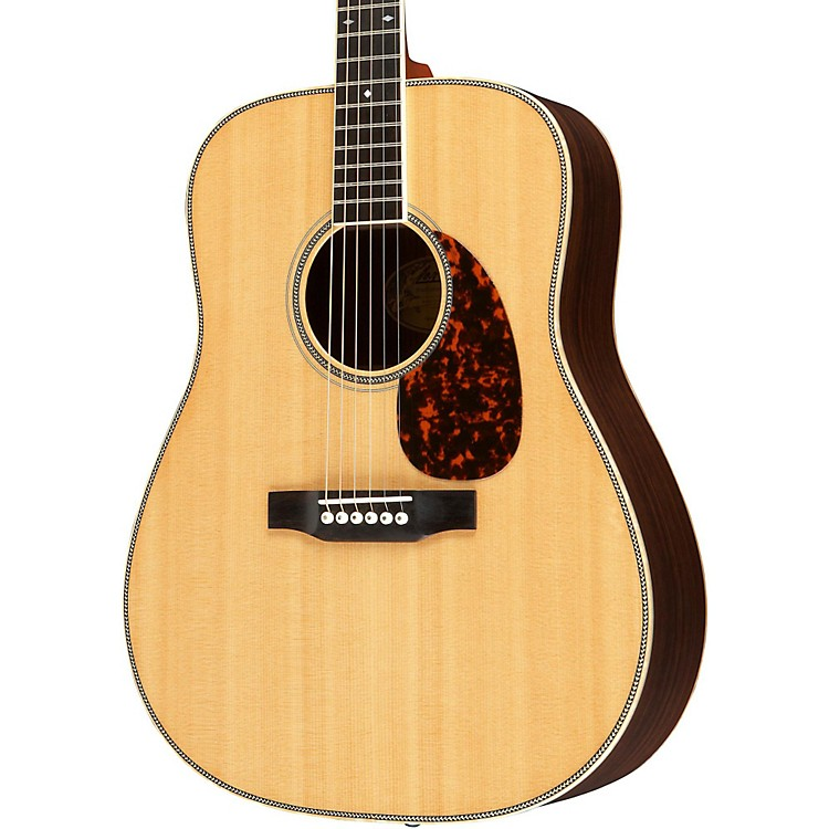 Larrivee D-60 Rosewood Traditional Series Dreadnought Acoustic Guitar Natural Rosewood