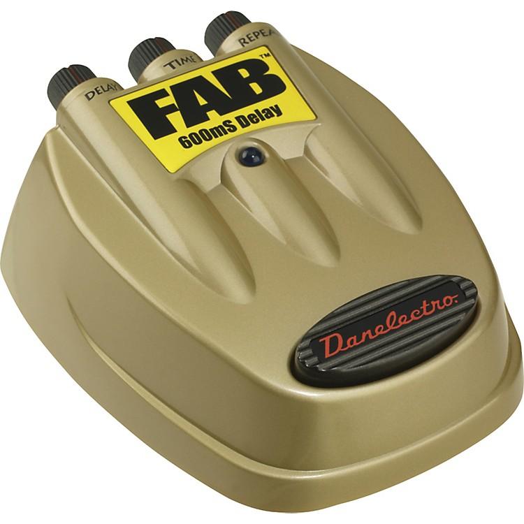 DanelectroD-8 FAB Delay Guitar Effects Pedal