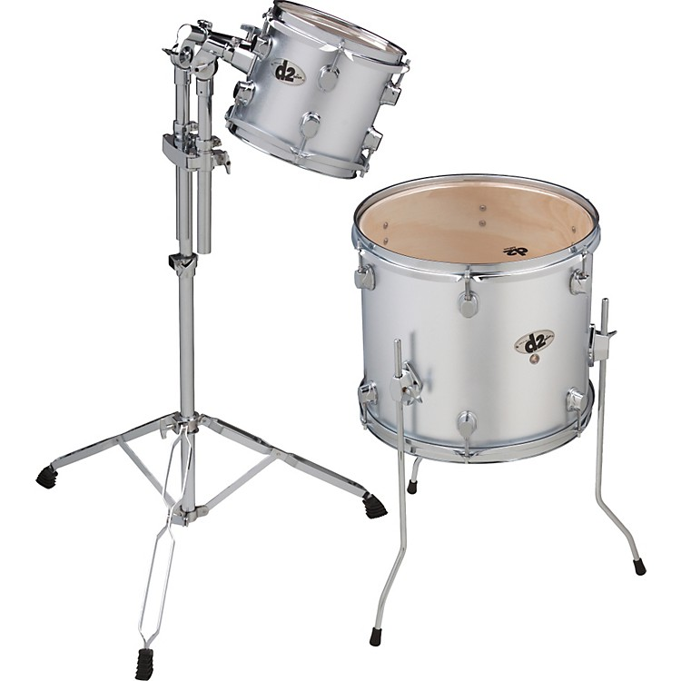 ddrum D2 2-Piece Add On Pack Midnight Black